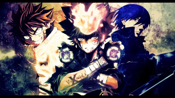 anime-cross-over-tsuna-sawada-natsu-dragneel-hei-reborn-fairy-tail-darker-than-black-wallpaper-hd-1920x1080