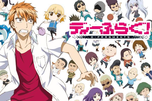 Aired Jan 7 2014 To Mar 25 Producers FUNimation EntertainmentL Media Factory Brains Base Kadokawa Shoten Genres Comedy School Seinen