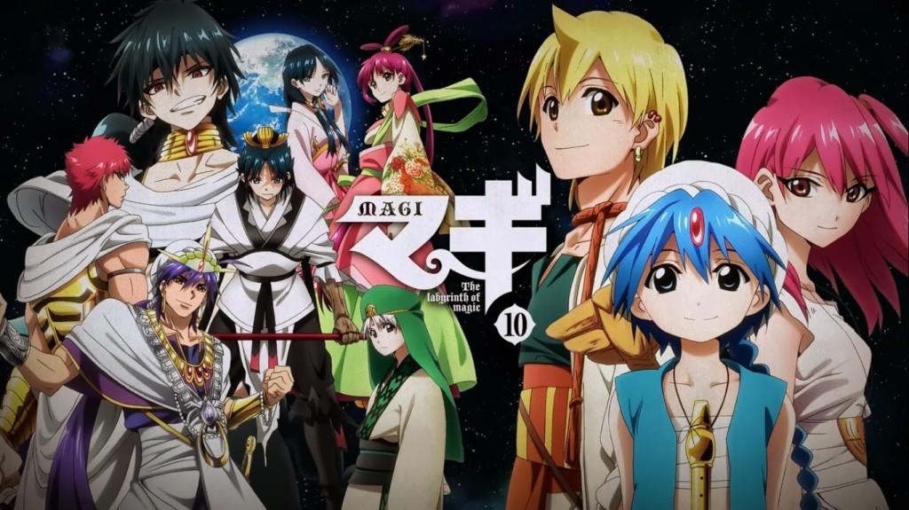 Rekomendasi Anime Action Epic Fight