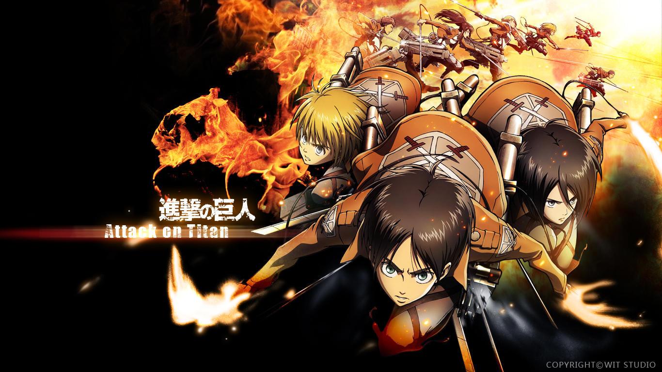 Rekomendasi Anime Action Epic Fight Attack On Sadega